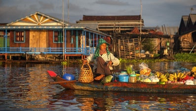 How Do People Make a Living in Cambodia?