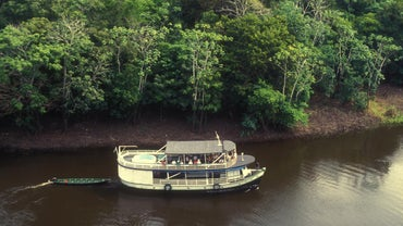 How Do People Use the Amazon River?