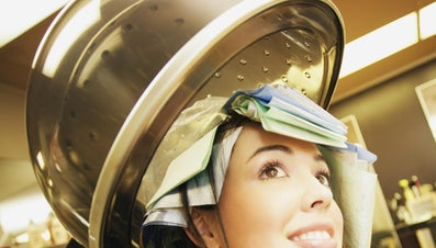 How Is a Salon Hood Dryer Operated?