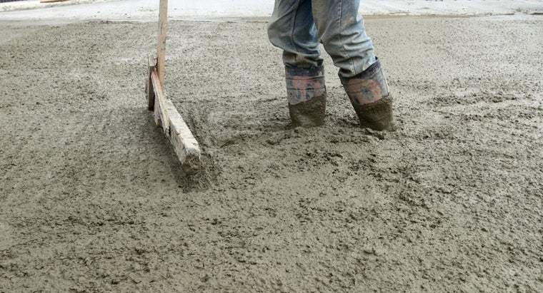 How Long Does Cement Take to Dry?