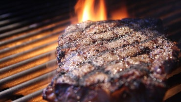 How Long Does It Take to Cook a 1-Inch Thick Steak Medium Rare on a Grill?