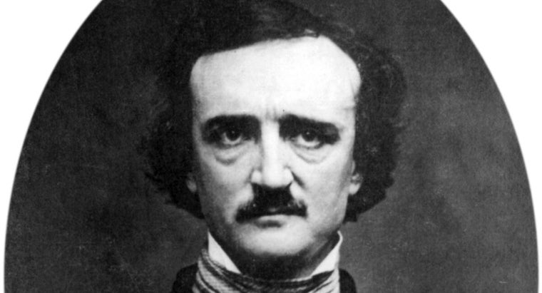 How Many Books Did Edgar Allan Poe Write?