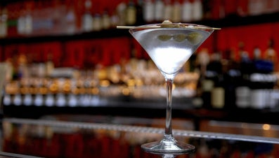 How Many Calories Are in a Dirty Martini?