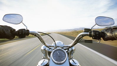 How Many Motocycles Are Registered in the U.S.?
