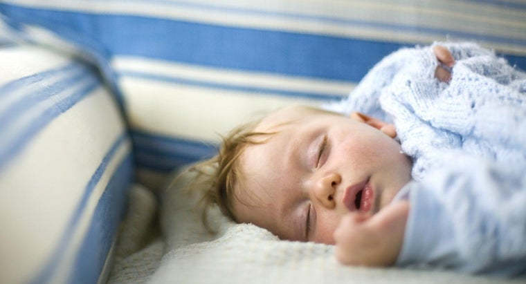 How Many Naps Should a 1-Year-Old Take?