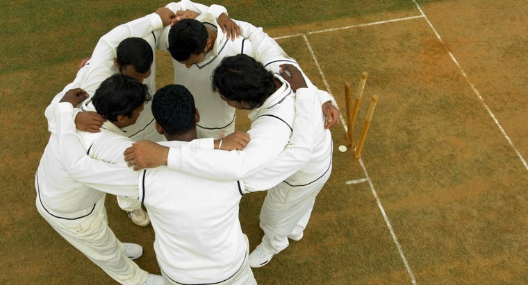 How Many Players Are There in a Cricket Team?