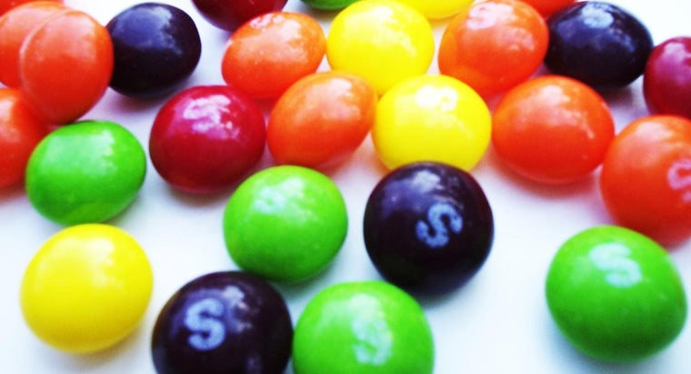 How Many Skittles Are in a Bag?