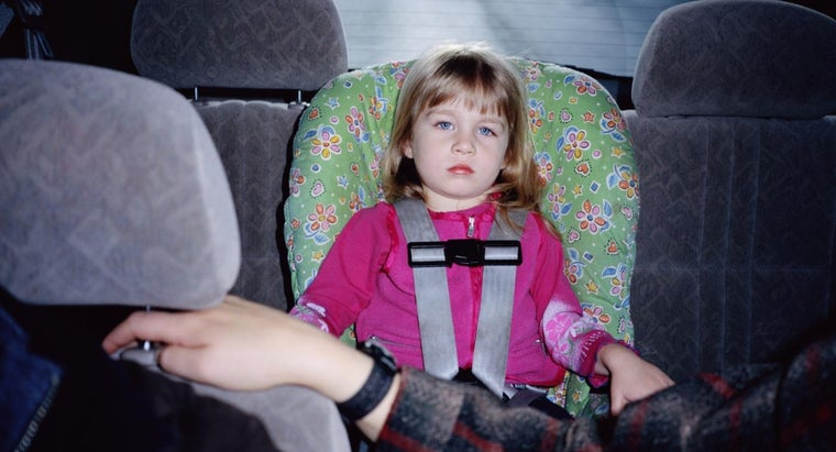 How Much Does a Child Have to Weigh to Sit in a Passenger Seat?