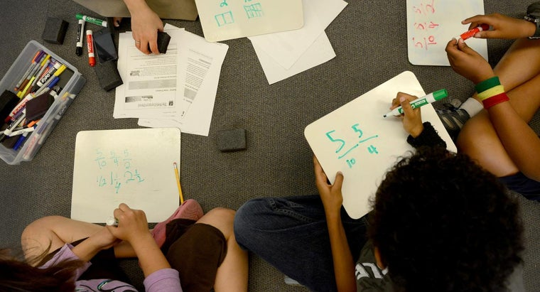 How Do You Find the Sum or Difference of Fractions?
