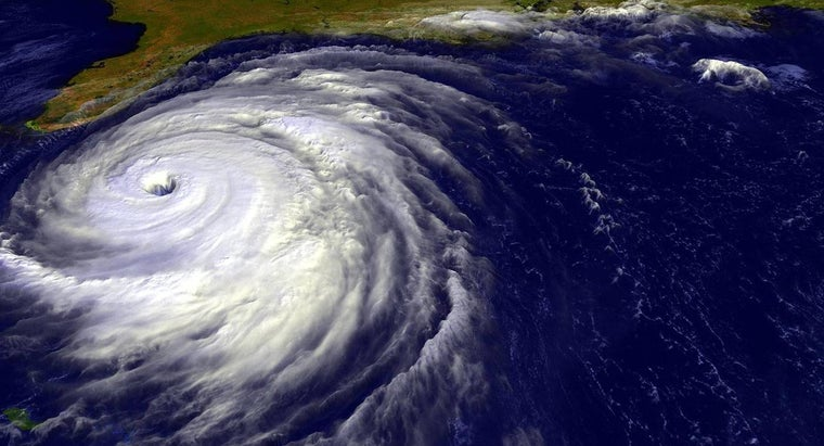 How Are Hurricanes Tracked?