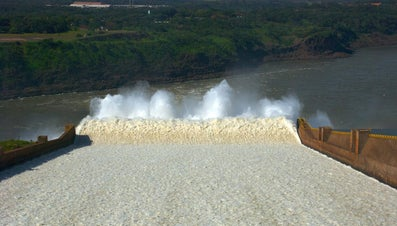 How Is Hydroelectric Energy Used Today?