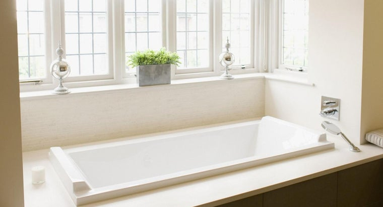 What Is the Ideal Temperature for Bath Water?