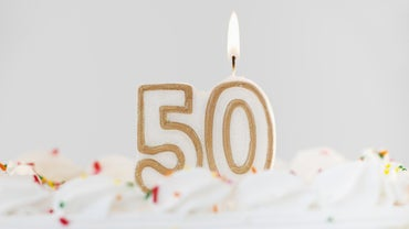 What Are Ideas for Celebrating a 50th Birthday?