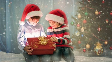 What Are Some Ideas for a Christmas Speech for a Child 3 to 5 Years of Age?