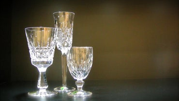 How Do You Identify Crystal Stemware?