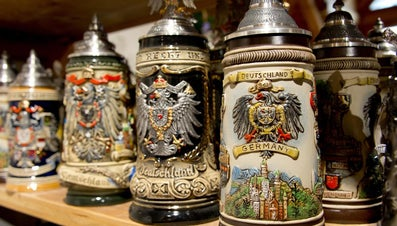 How Do You Identify German Beer Mugs or Steins?