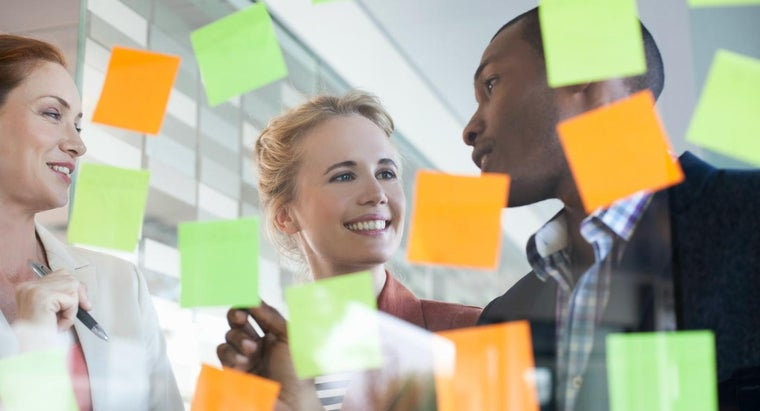 What Is Included in a List of Organizational Skills?
