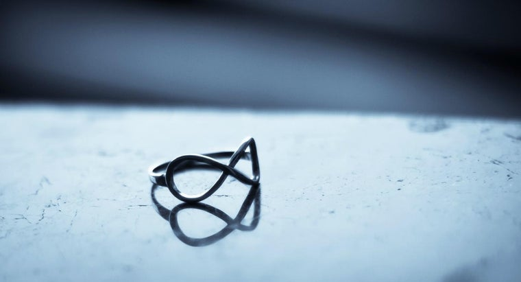What Do Infinity Rings Symbolize?