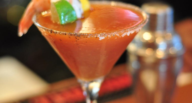 What Are the Ingredients in Clamato Juice?