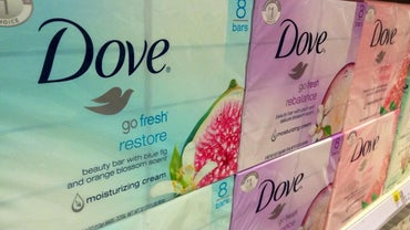What Are the Ingredients in Dove Soap?