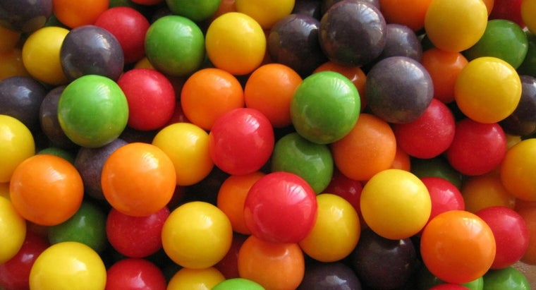 What Are the Ingredients in a Gobstopper?