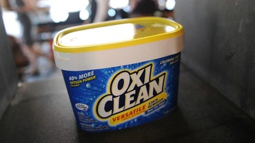 What Are the Ingredients of OxiClean?