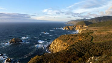 What Are Some Interesting Facts About the California Coastal Region?