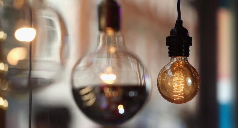What Are Some Interesting Facts About the Light Bulb?