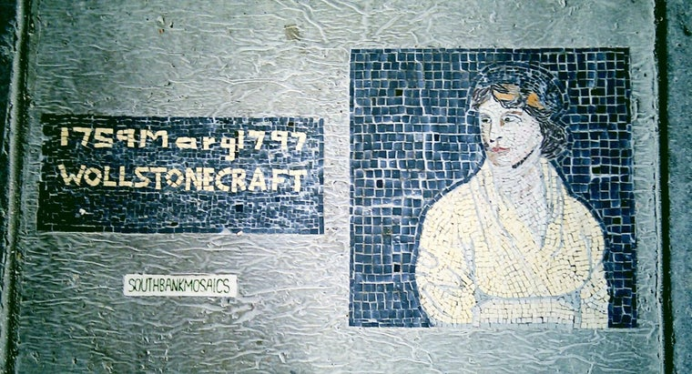 What Are Interesting Facts About Mary Wollstonecraft?
