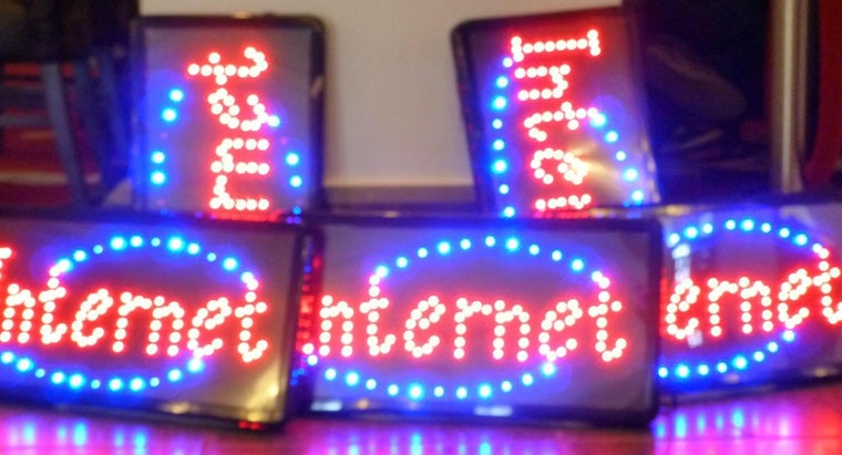 When Was the Internet First Launched?