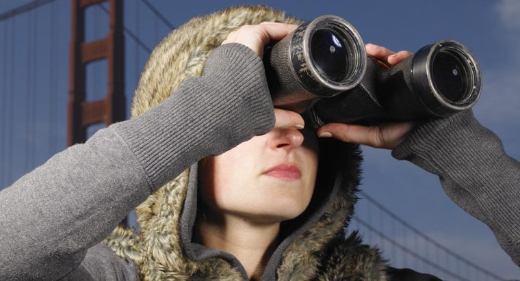 Who Invented Binoculars?