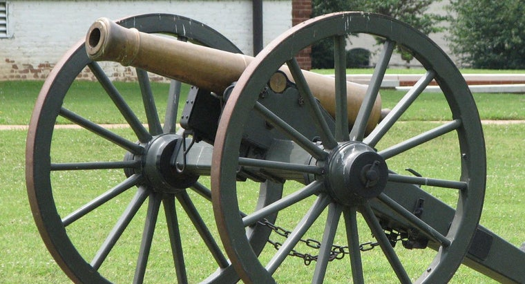 Who Invented the Cannon?