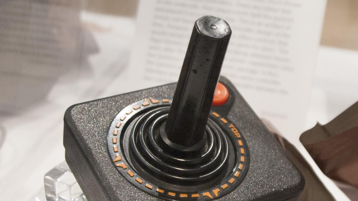 Who Invented the First Joystick?