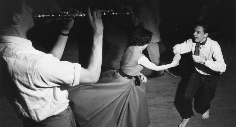 Who Invented Jazz Dance?
