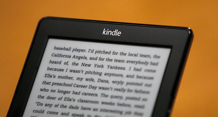 Who Invented the Kindle?