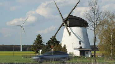 Who Invented the Windmill?