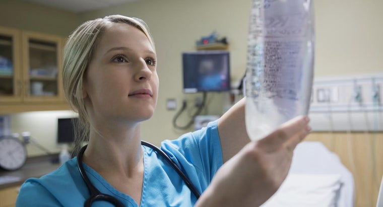 What Are IV Classes for Nurses?