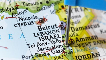 Where Is Jerusalem Located?