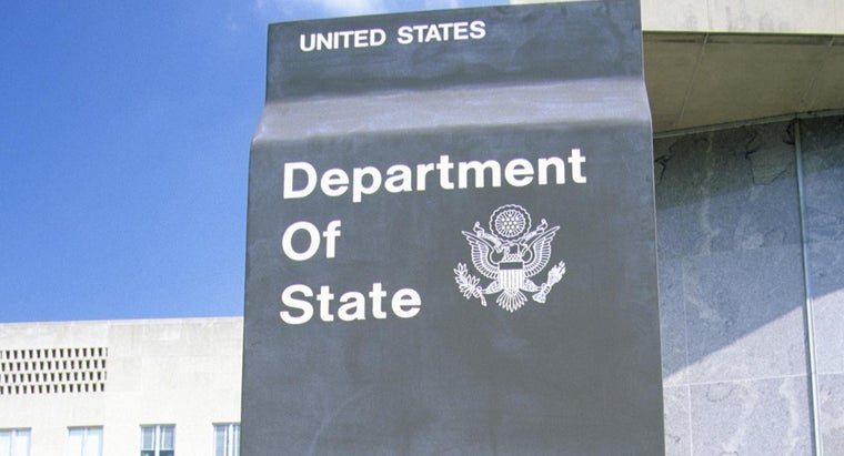 Are Job Applications for the US State Department Available on Their Website?