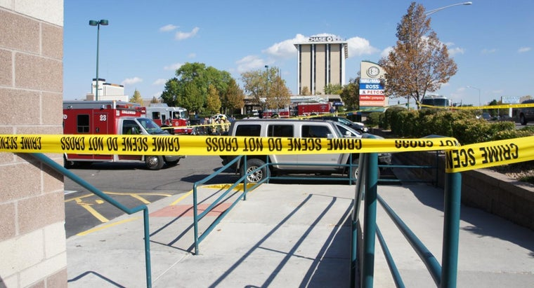 How Do You Get a Job in Crime Scene Clean-Up?