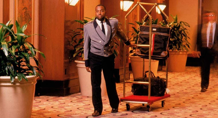 What Is the Job Description of a Bellboy?