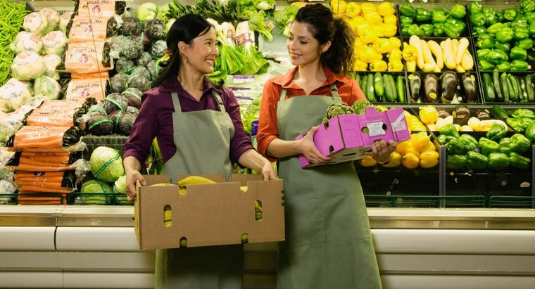 What Is the Job Description of a Grocery Stocker?