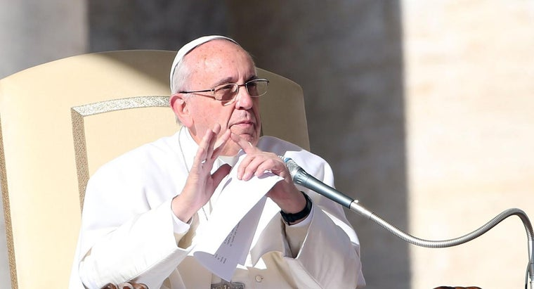 What Is the Job of the Pope?