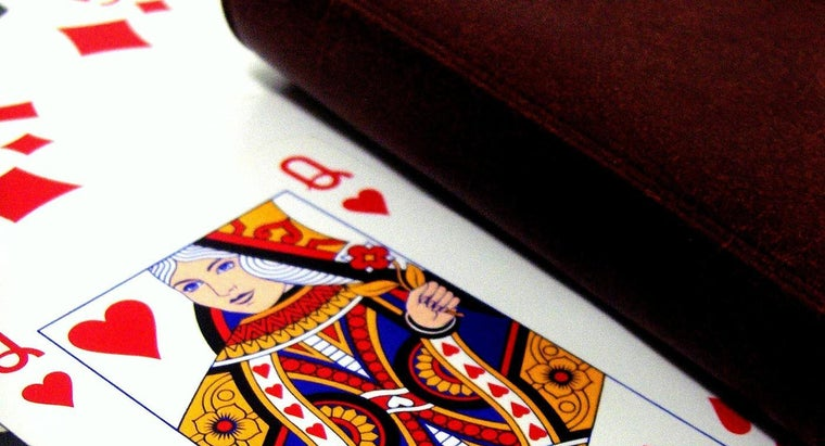 Are the Jokers Included in the Deck of Cards for Golf?