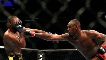 What Is Jon Jones' Wingspan?