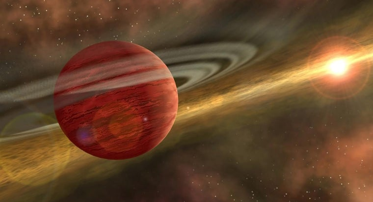 Which of the Jovian Planets Have Rings?