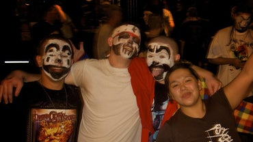 What Is Juggalo Face Paint?