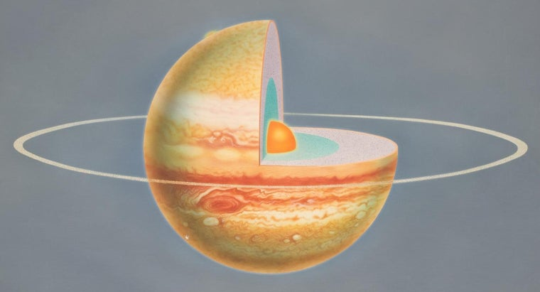 What Does Jupiter Look Like Inside?