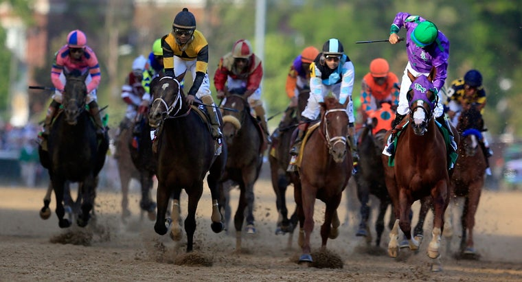 Where Is the Kentucky Derby Held?