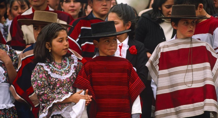 What Kind of Clothing Is Traditional in Chile?